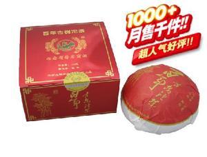 2012年【土林凤凰】百年古树沱 250克 生茶