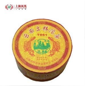 2007年【土林凤凰】T861 云南土林沱茶 100克 生茶