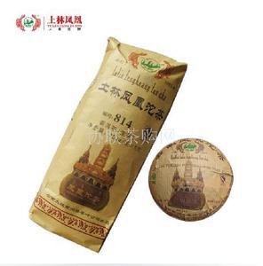 2007年【土林凤凰】814沱茶 生茶 200克